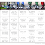Children's Prayer Calendar